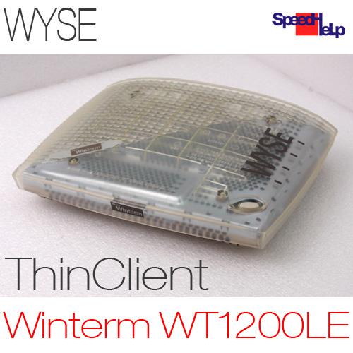 THIN-CLIENT-DELL-WYSE-WINTERM-WT1200LE-233MHZ-32MB-RAM-USB-NETZWERK-SOUND-12V