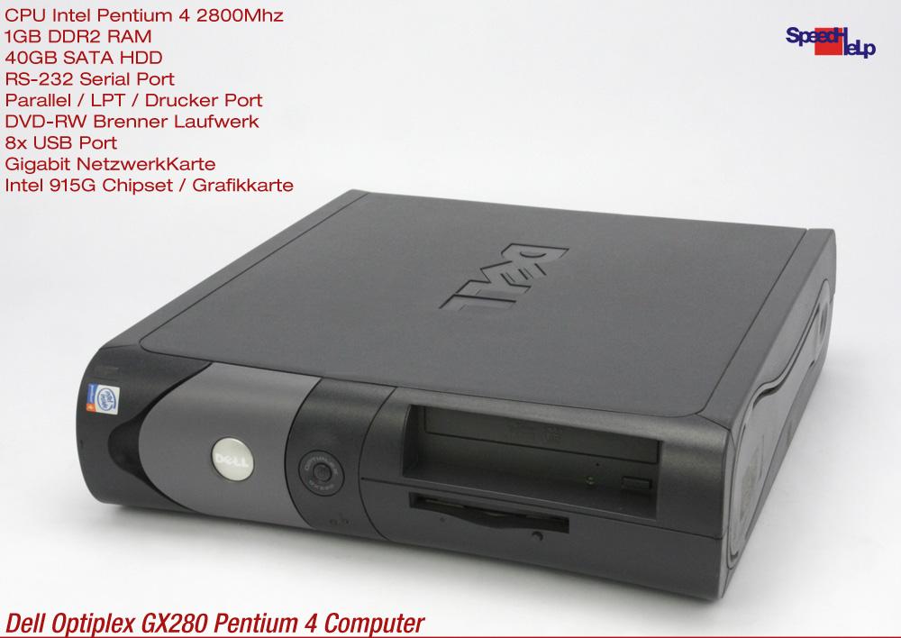 Dell Optiplex GX280 ADI Audio Drivers for Windows XP
