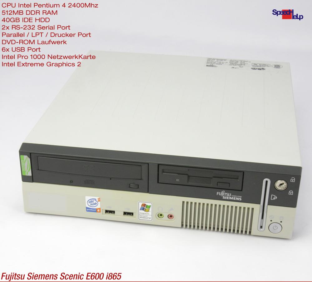 Fujitsu Siemens SCENICO N/P (D) Drivers Download