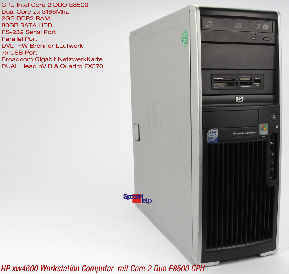 Hp Z600 Usb Ports