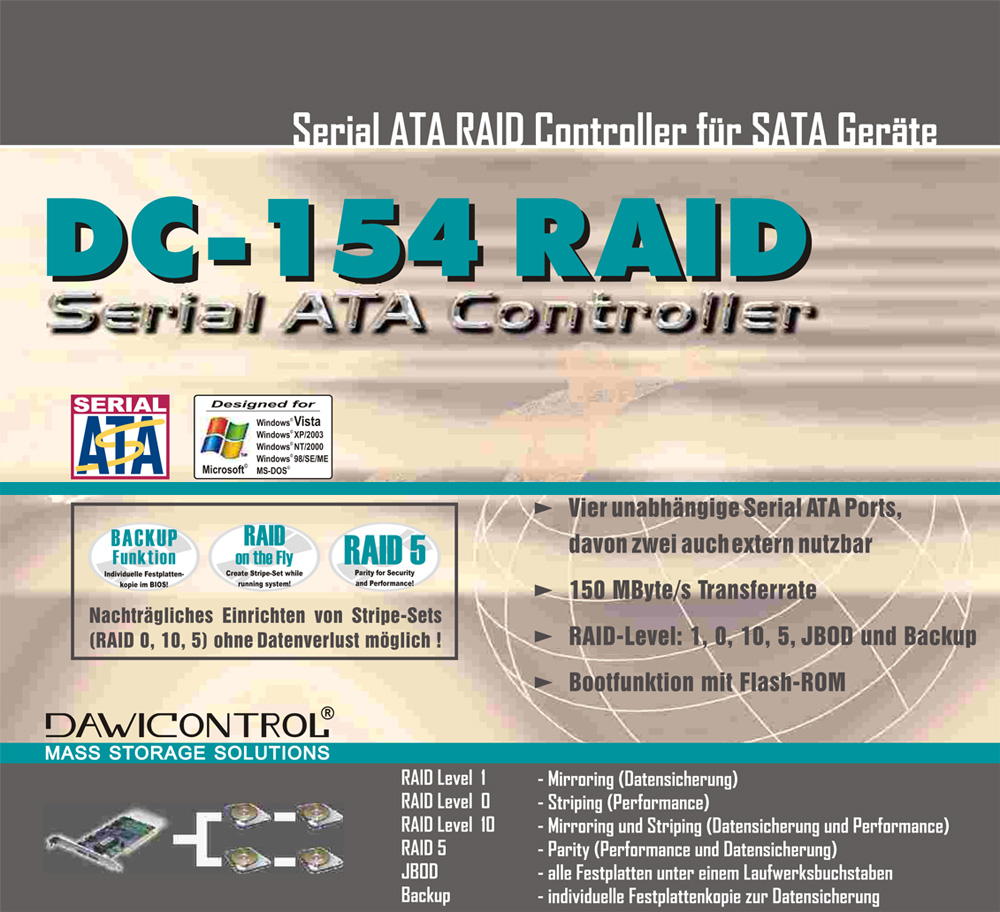DAWICONTROL DC-154 WINDOWS 7 64 DRIVER